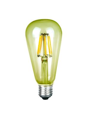 ΑΧΛΑΔΙ 6W FILAMENT VINTAGE - DIMMABLE WARM