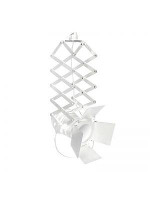 ΣΚΑΦΟΣ ΓΙΑ ΡΑΓΑ 4-LINE THEATRE ELEVATOR WHITE (FOR E27 - PAR30)