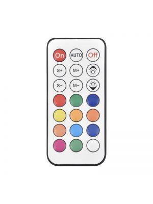 INFRARED CONTROLLER 24 KEYS ΓΙΑ ΤΑΙΝΙΑ RGBW