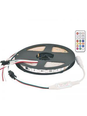 ΤΑΙΝΙΑ LED 24V / 14,4W - IP20 RGB+W
